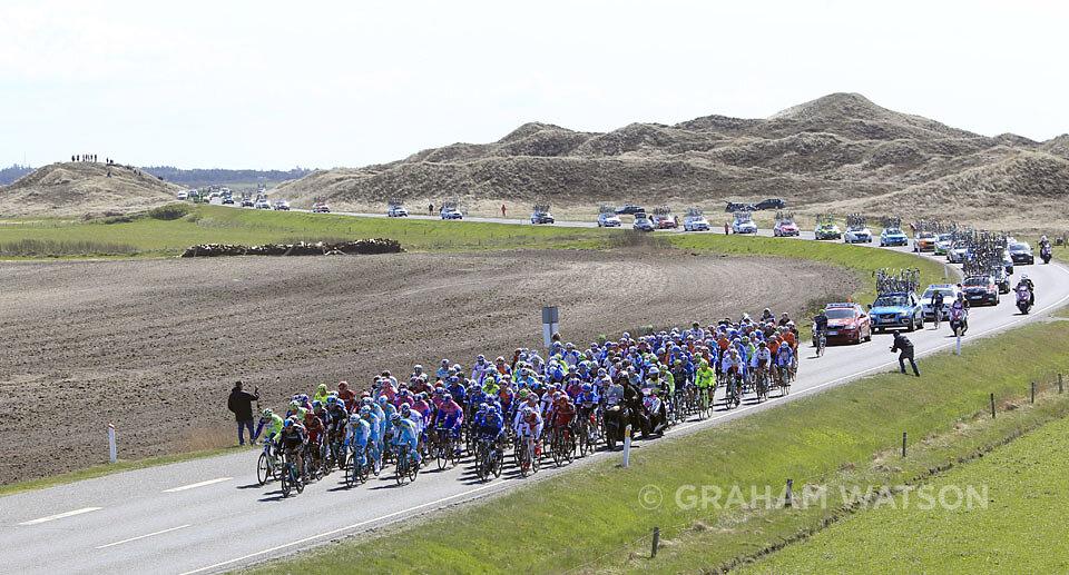 Giro d'Italia - Stage Two