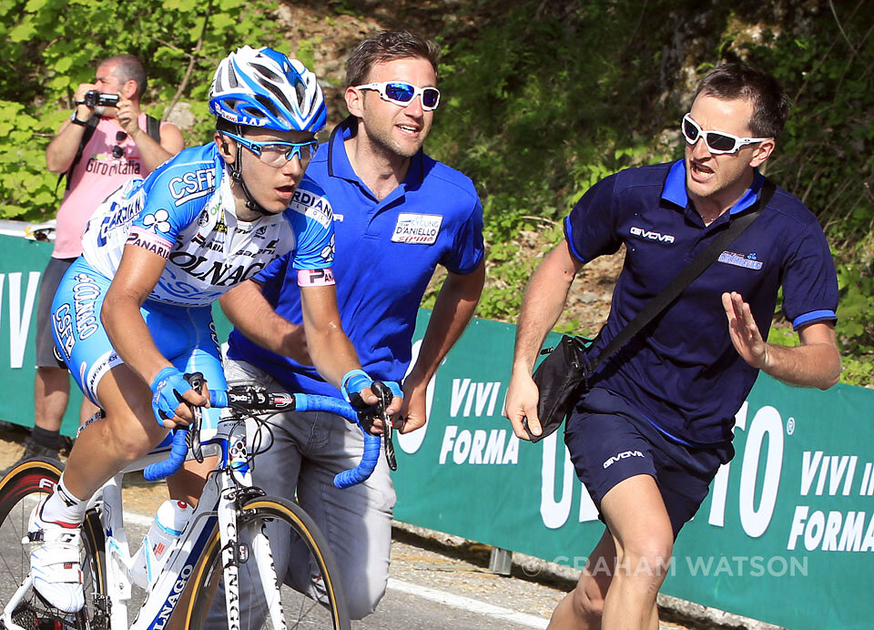 Giro d'Italia - Stage Eight
