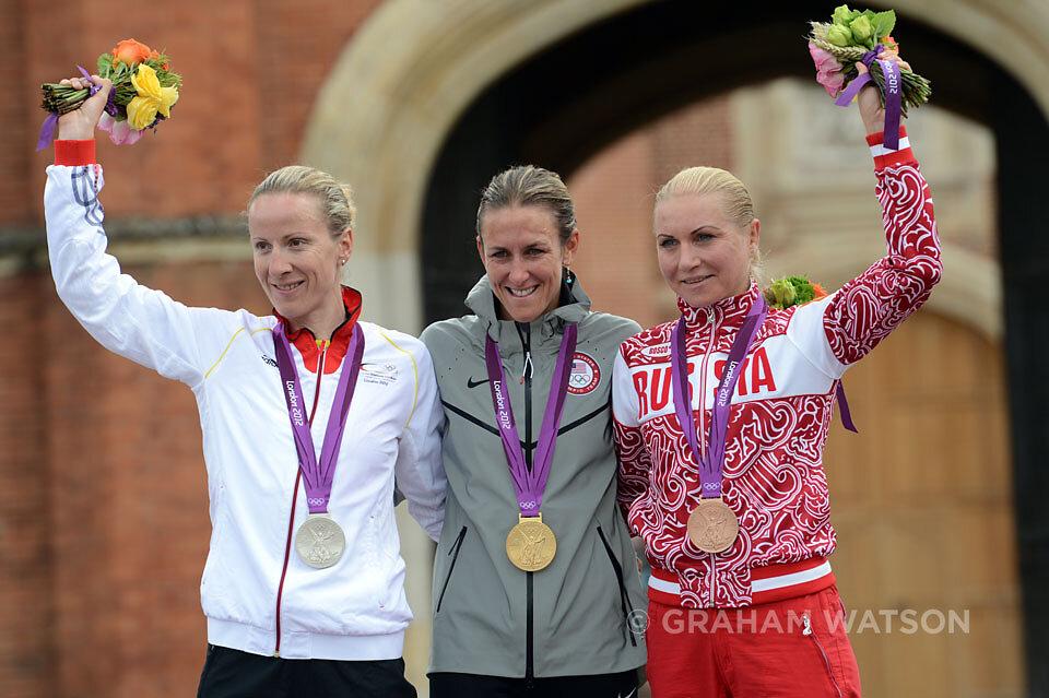 Olympic Games - Womens TT