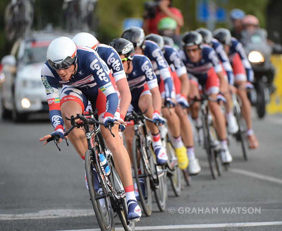 Vuelta España - Stage 1