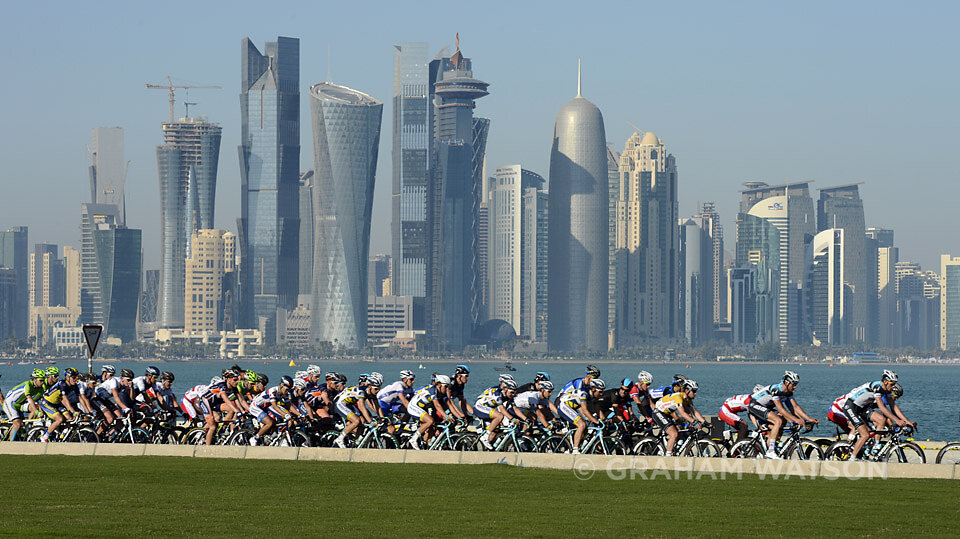 Tour of Qatar - Stage 6