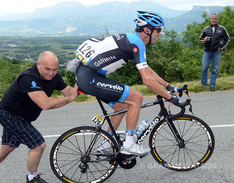 Dauphine-Libere - Stage One