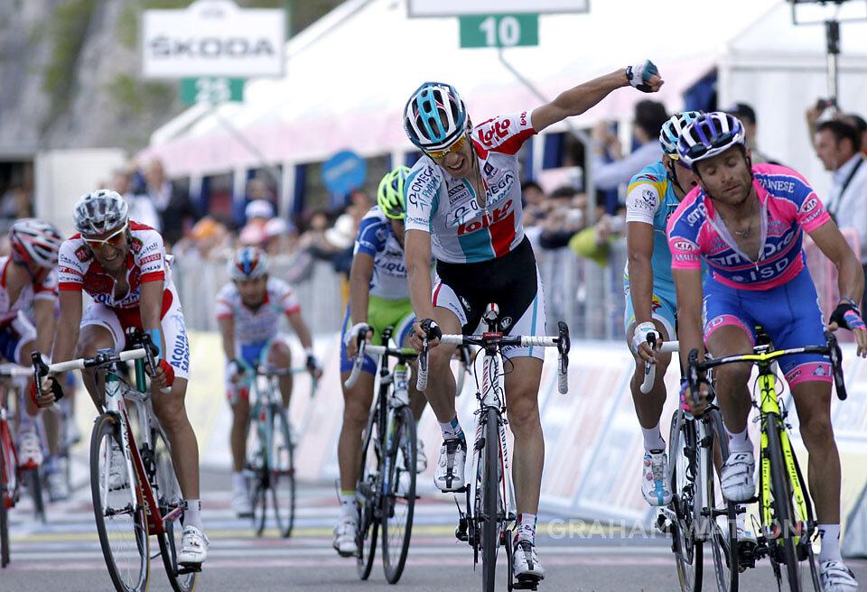 Giro d'Italia 2011