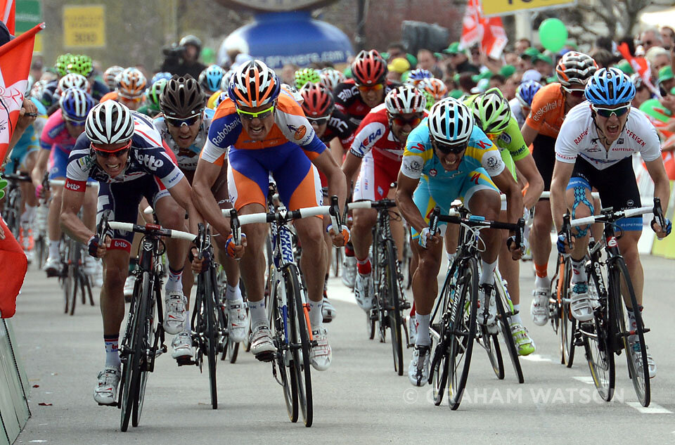 Tour de Romandie - Stage Three